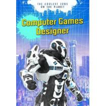 Computer Games Designer by Mark Featherstone, 9781406259797