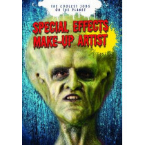 Special Effects Make-up Artist by Jonathan Craig, 9781406259865