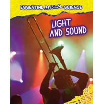 Light and Sound by Louise Spilsbury, 9781406260014