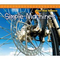 Simple Machines by Rebecca Rissman, 9781406263541