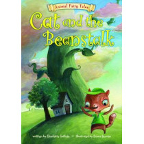 Cat and the Beanstalk by Charlotte Guillain, 9781406270341
