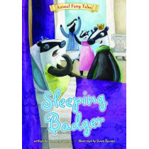 Sleeping Badger by Charlotte Guillain, 9781406270365