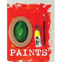 Oil Paints by Mari Bolte, 9781406279795