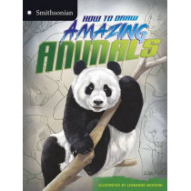 How to Draw Amazing Animals by Kristen McCurry, 9781406280029