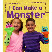 I Can Make a Monster by Joanna Issa, 9781406284072