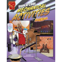 Super Cool Mechanical Activities with Max Axiom by Tammy Enz, 9781406293302