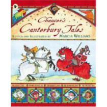 Chaucer's Canterbury Tales by Marcia Williams, 9781406305623