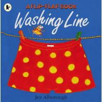 Washing Line by Jez Alborough, 9781406310764