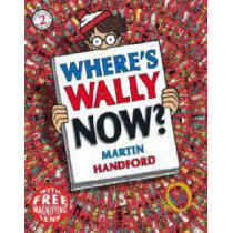 Where's Wally Now? by Martin Handford, 9781406313208