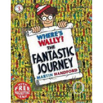 Where's Wally? The Fantastic Journey by Martin Handford, 9781406313215