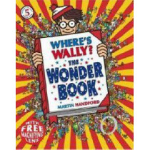 Where's Wally? The Wonder Book by Martin Handford, 9781406313239