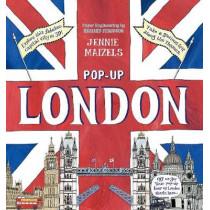 Pop-up London by Jennie Maizels, 9781406321579