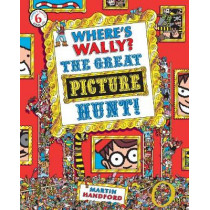 Where's Wally? The Great Picture Hunt by Martin Handford, 9781406333756