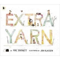 Extra Yarn by Mac Barnett, 9781406352481