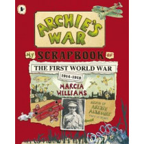 Archie's War by Marcia Williams, 9781406352689