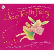 Dear Tooth Fairy by Alan Durant, 9781406353365