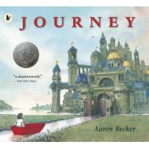 Journey by Aaron Becker, 9781406355345