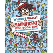 Where's Wally? The Magnificent Mini Book Box by Martin Handford, 9781406356489