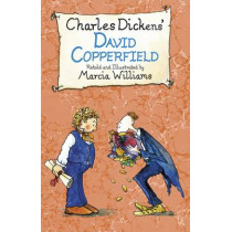 David Copperfield by Marcia Williams, 9781406356953