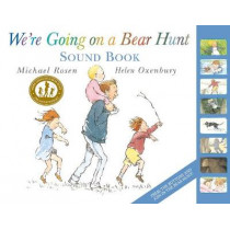 We're Going on a Bear Hunt by Michael Rosen, 9781406357387