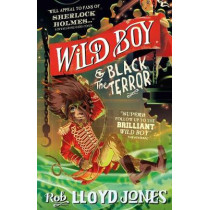 Wild Boy and the Black Terror by Rob Lloyd Jones, 9781406359497