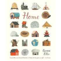 Home by Carson Ellis, 9781406365795