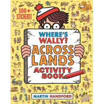Where's Wally? Across Lands: Activity Book by Martin Handford, 9781406368192