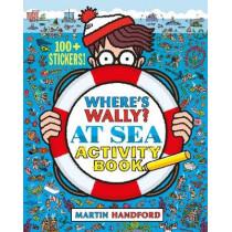Where's Wally? At Sea: Activity Book by Martin Handford, 9781406370614