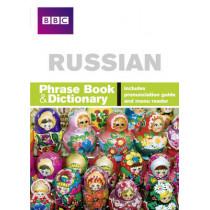 BBC Russian Phrasebook and Dictionary by Elena Filimonova, 9781406612127