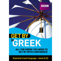 Get By In Greek Pack, 9781406612653