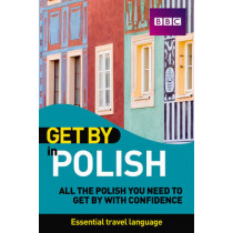 Get By in Polish Book by Kasia Chmielecka, 9781406644326