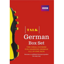 Talk German Box Set (Book/CD Pack): The ideal course for learning German - all in one pack by Jeanne Wood, 9781406679267