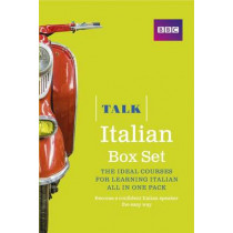 Talk Italian Box Set (Book/CD Pack): The ideal course for learning Italian - all in one pack by Alwena Lamping, 9781406679274