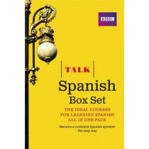 Talk Spanish Box Set (Book/CD Pack): The ideal course for learning Spanish - all in one pack by Almudena Sanchez, 9781406679281