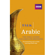 Talk Arabic Book 2nd Edition by Jonathan Featherstone, 9781406680058