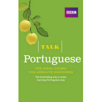 Talk Portuguese Book 3rd Edition by Cristina Mendes-Llewellyn, 9781406680126
