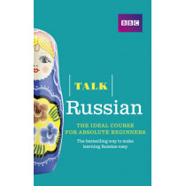 Talk Russian (Book/CD Pack): The ideal Russian course for absolute beginners by Svetlana Furlong, 9781406680218