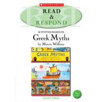 Greek Myths by Eileen Jones, 9781407127040