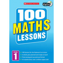 100 Maths Lessons: Year 1 by Ann Montague-Smith, 9781407127712