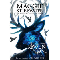 The Raven King by Maggie Stiefvater, 9781407136646