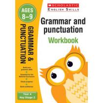 Grammar and Punctuation Year 4 Workbook by Christine Moorcroft, 9781407140728