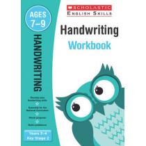 Handwriting Years 3-4 Workbook by Christine Moorcroft, 9781407141718
