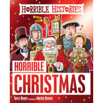 Horrible Christmas by Terry Deary, 9781407143491