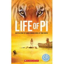 The Life of Pi by Yann Martel, 9781407144696
