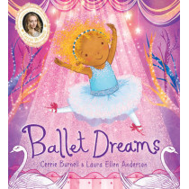 Ballet Dreams by Cerrie Burnell, 9781407152202