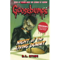 Night of the Living Dummy by R. L. Stine, 9781407157443