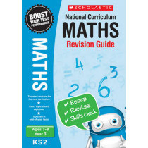 Maths Revision Guide - Year 3 by Ann Montague-Smith, 9781407159874