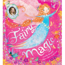 Fairy Magic by Cerrie Burnell, 9781407164885