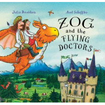 Zog and the Flying Doctors by Julia Donaldson, 9781407164953