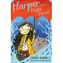 Harper and the Night Forest by Cerrie Burnell, 9781407172767